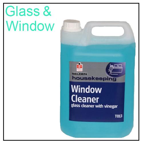 Glass & Window