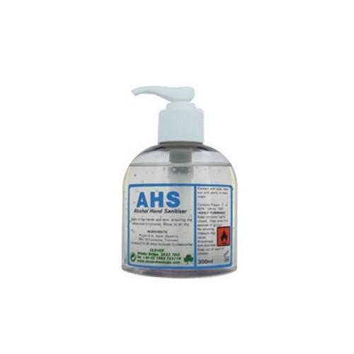 AHS Alcohol Hand Sanitiser - 6 x 300ml