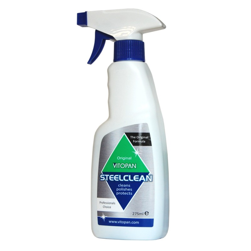 Vitopan Steelclean - 12 x 275ml