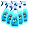 Cif Glass & Multi Surface Cleaner - 6 x 750ml