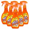 Mr Muscle 5 in 1 Kitchen Cleaner - 6 x 750ml