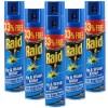 Raid Fly & Wasp Spray - 6 x 300ml